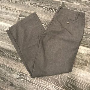 Women's Grey New York & Co. Dress Pants Size 8